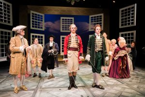 'The Rivals' Delights with Witty Humor and Sharp Performances