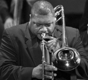 World-Renowned Trombonist Wycliffe Gordon to Take Center Stage at the U
