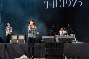 The 1975's Concert Captivates Crowds of Devoted Fans