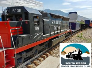 All Aboard — Free Train Rides in South Weber