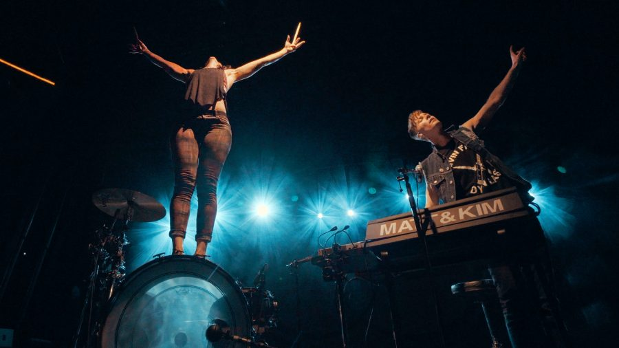 Music+duo+Matt+and+Kim.+Photo+by+Colin+Devon+Moore.+%28Courtesy+Right+On+PR%29