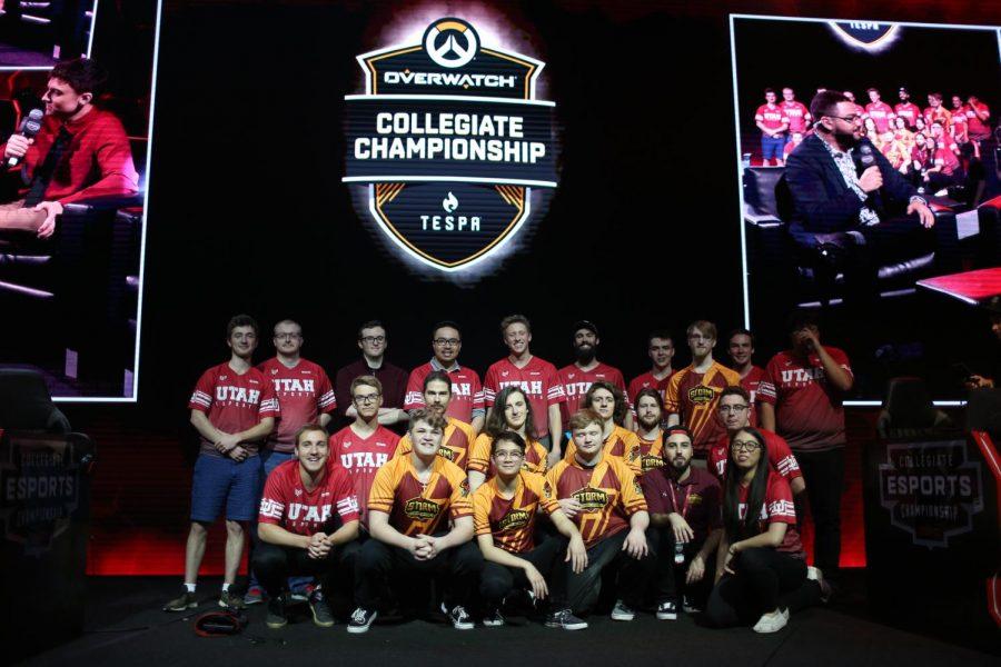 University+of+Utah+Varsity+Esports+team