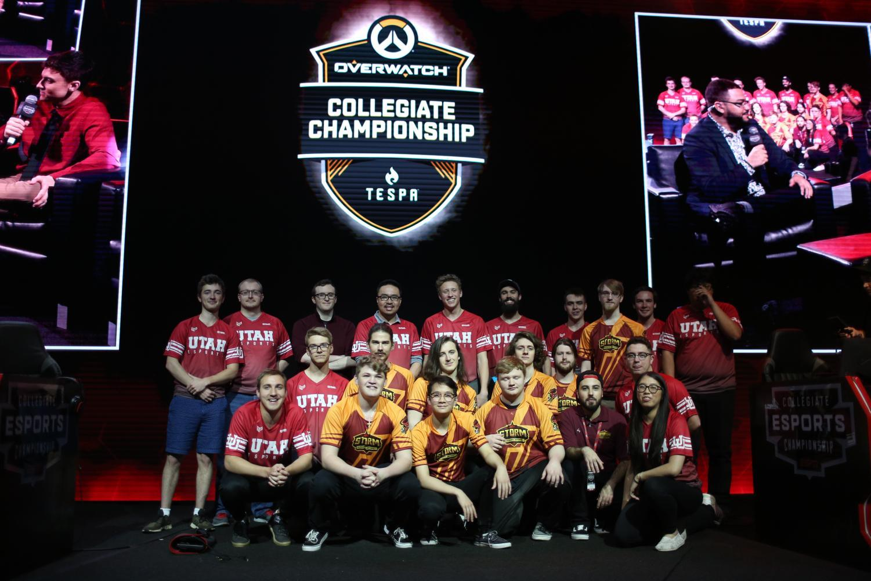 University of Utah Varsity Esports team