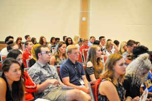 Students Speak About Their Passions in this Year's HIP Talks