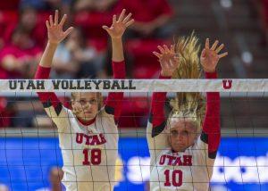 Lauren Sproule Brings International Experience to Utah Volleyball