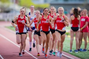 Utah Cross Country Starts Season Placing Third at the UVU Invite