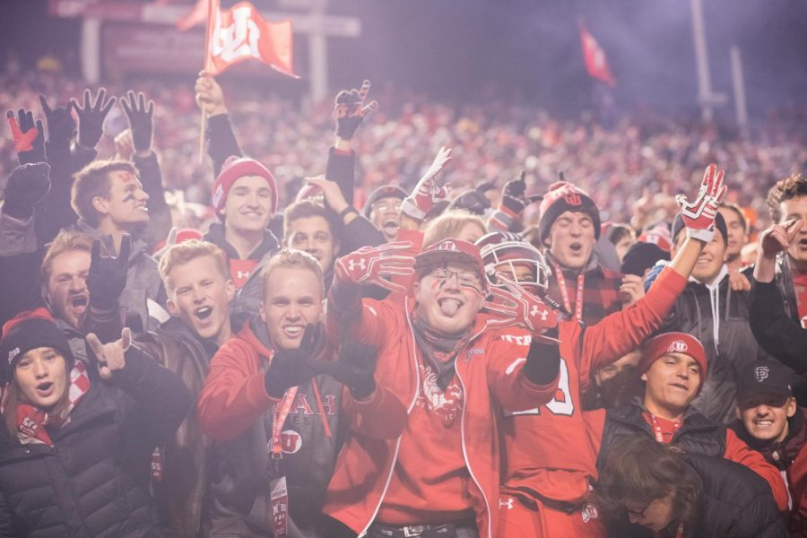 Uniting Utes and Frightening Foes: The Legend of the Mighty Utah Student Section