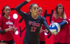 No. 18 Utes Drop Competitive Match Against No. 12 BYU