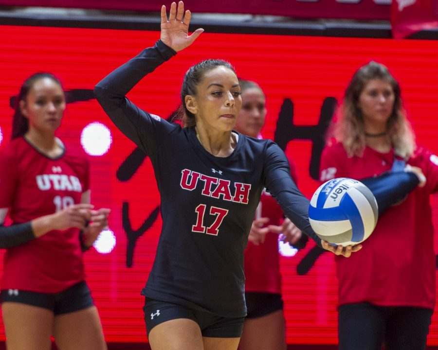 No.+18+Utes+Drop+Competitive+Match+Against+No.+12+BYU