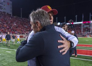 Football Notebook: USC