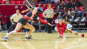 Utah Volleyball Starts Pac-12 Play Strong