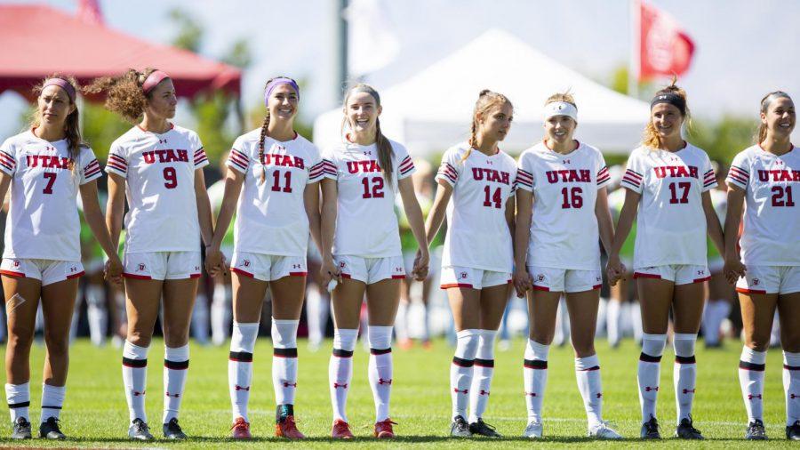Utah Soccer Looks To Tame Sun Devils In Pac 12 Opener The Daily Utah Chronicle