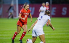 Utes Score Twice in Win Over Wolfpack