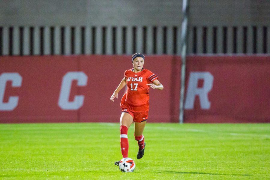 Tough Competition Awaits Utah Women's Soccer Team on Road Trip