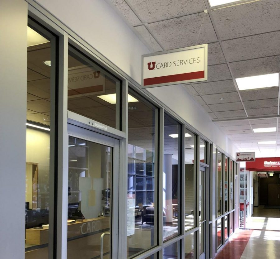 U+Card+office+at+the+University+of+Utah.+%28Photo+by+Marshall+Foster+%7C+The+Daily+Utah+Chronicle%29