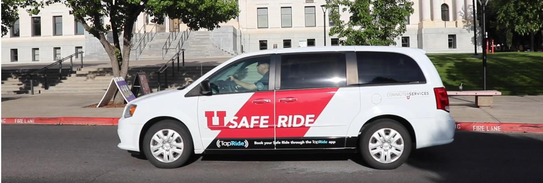 (Courtesy University of Utah Commuter Services)