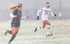 Talbot Shines in Her First Year of Utah Soccer