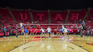 Utah Volleyball Heads to Arizona