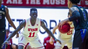 Men's Basketball: Utes Fall on Road to UCLA, 83-64