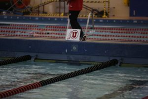 Utes Set to Host Sun Devils in Upcoming Swim and Dive Clash