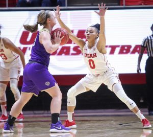 Young Players Shine in Utah Women's Basketball Exhibition Win