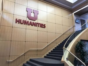 National Arts and Humanities Month: the Role of the U Humanities in Dealing with Social Issues