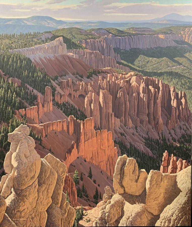 Artist of the Week: The Landscapes of David Meikle