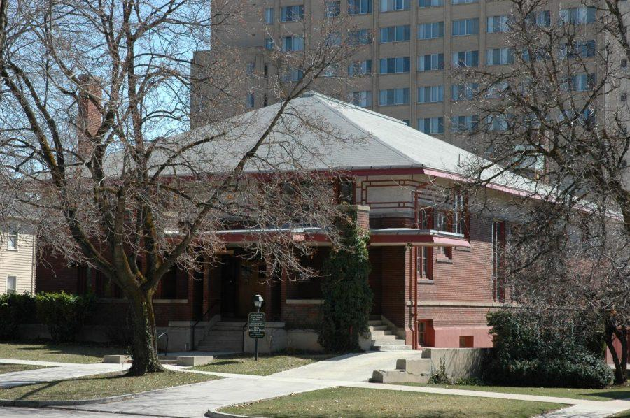 The Ladies Literary Clubhouse in Salt Lake City (Courtesy Wikimedia Commons)