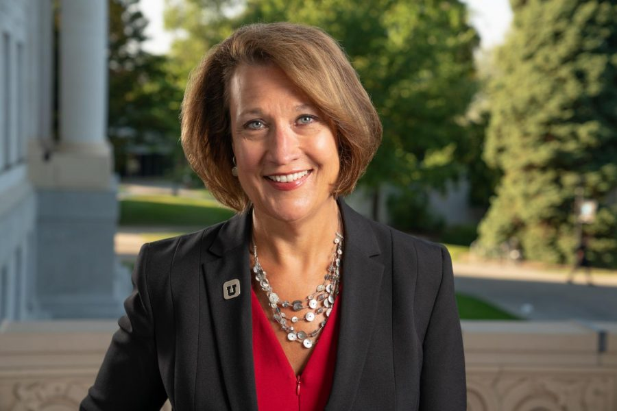 University of Utah President Ruth Watkins (Courtesy of Communications Department)