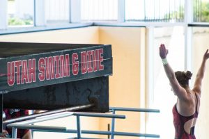 Utah Swim and Dive Looks to Jump Over Rebels on Friday
