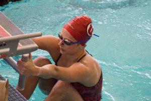 Freshmen Swimmers Make a Splash Against Arizona State