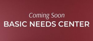 The University of Utah Announces the Coming Basic Needs Center
