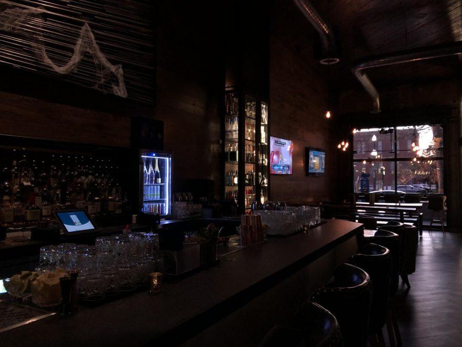 Belle London Bar