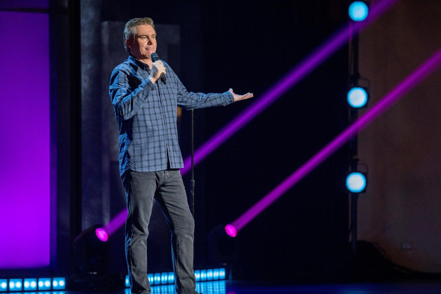 Brian Regan in