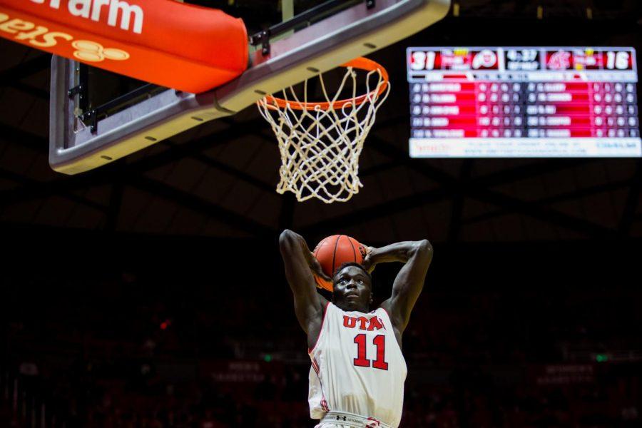 Utah Men's Basketball Break Records in Dominant First Week of 2019 Season