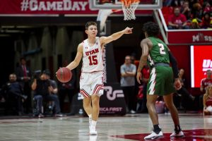 Runnin' Utes Return to SLC to Host Oregon Ducks