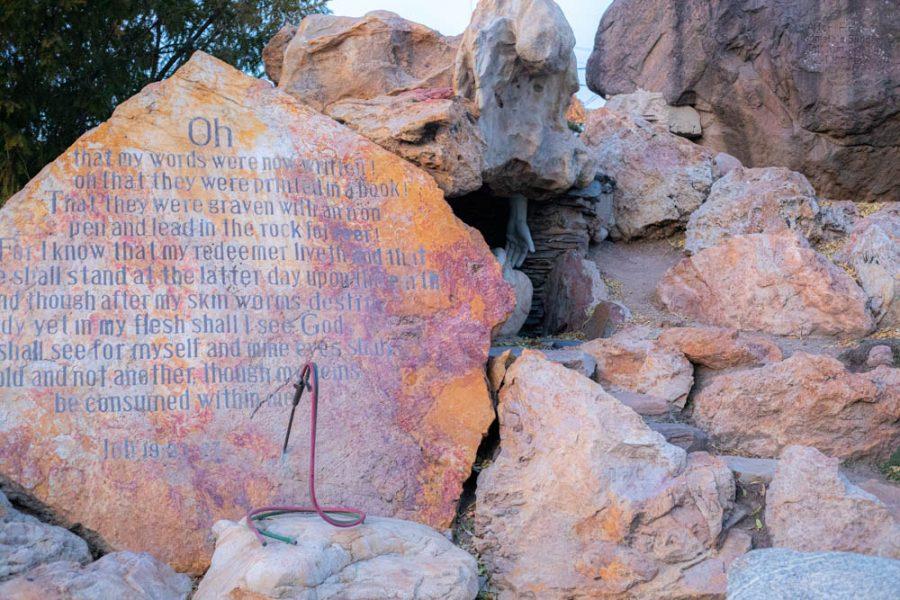 Gilgal Sculpture Garden: Salt Lake's Hidden Gem