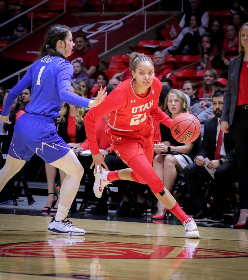 Utah Women's Basketball Tips Off Season Versus Cincinnati and Xavier