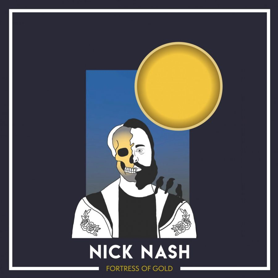 Artist of the Week: Nick Nash's 'Fortress of Gold' Inspires Reflection and Reconciliation