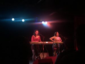 Lily & Madeleine Deliver Vulnerable Indie Folk Set