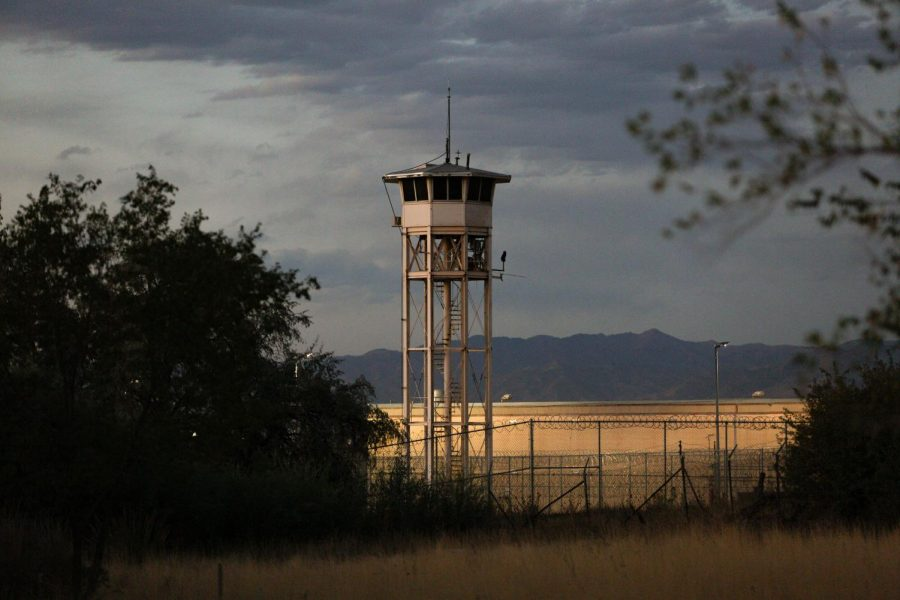 A+guard+tower+at+the+Utah+State+Prison.+%28Photo+by+Justin+Prather+%7C+The+Daily+Utah+Chronicle%29.%0A