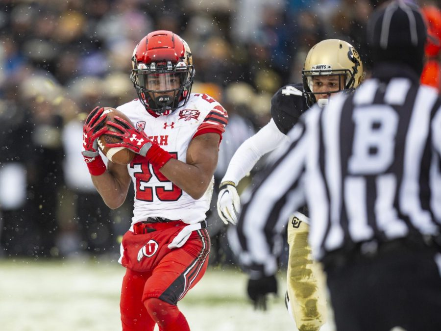 No. 6 Utah Football Set for Senior Day Showdown Versus Buffs