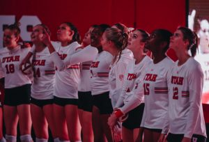 No. 17 Utah Volleyball has Winning Weekend Against Arizona Teams