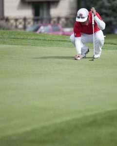 Golf: Championship Titles Belong to Utah, Dunkle