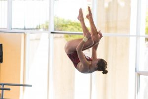 Utes Wrap Up Successful Weekend at Trojan Diving Invitational