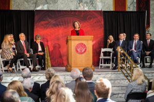 President Watkins Publicly Addresses Student Concerns on Campus Safety