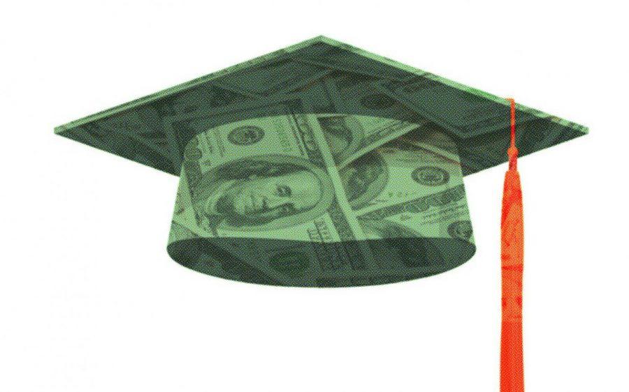 money graduation cap