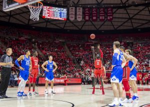 Utah Men's Basketball Takes on Big 10 Foe Friday Night