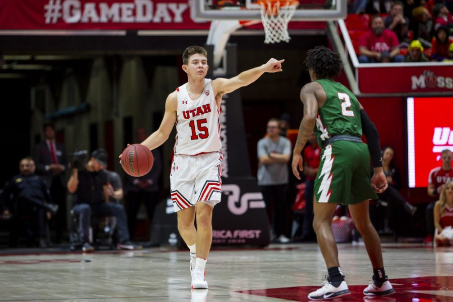 Utah Men's Basketball to Rival BYU, Central Arkansas in Non-Conference Matchups