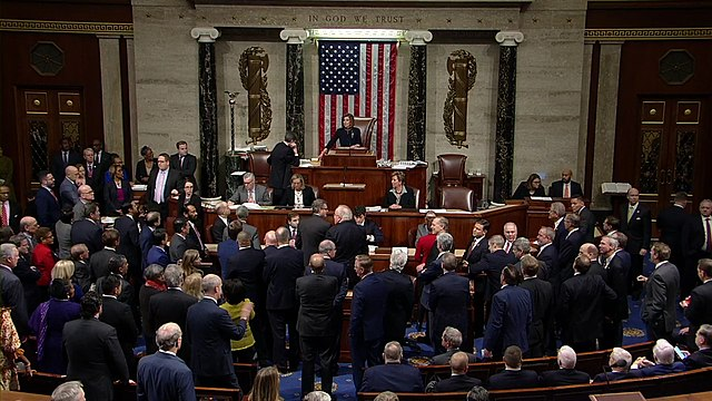 House+of+Representatives+vote+to+adopt+articles+of+impeachment+against+Donald+Trump.+%28Courtesy+Wikimedia+Commons%29+
